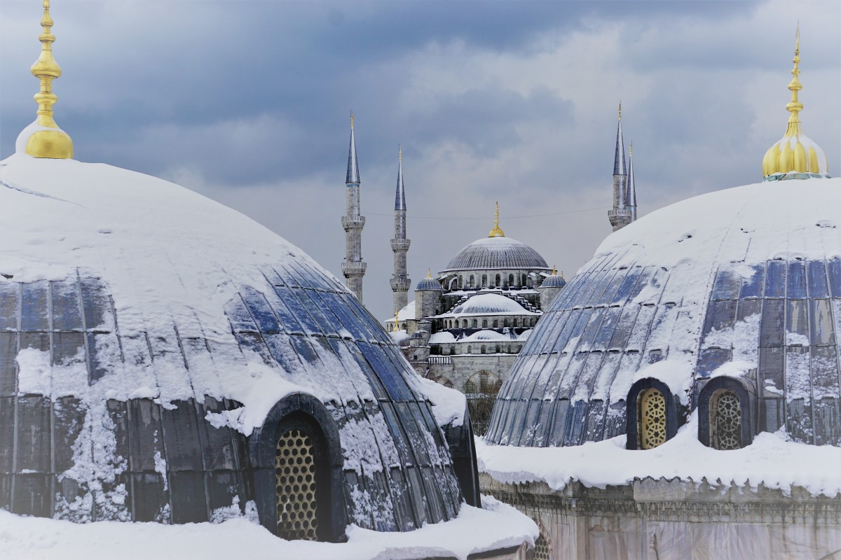 5 Reasons to visit Istanbul in winter time