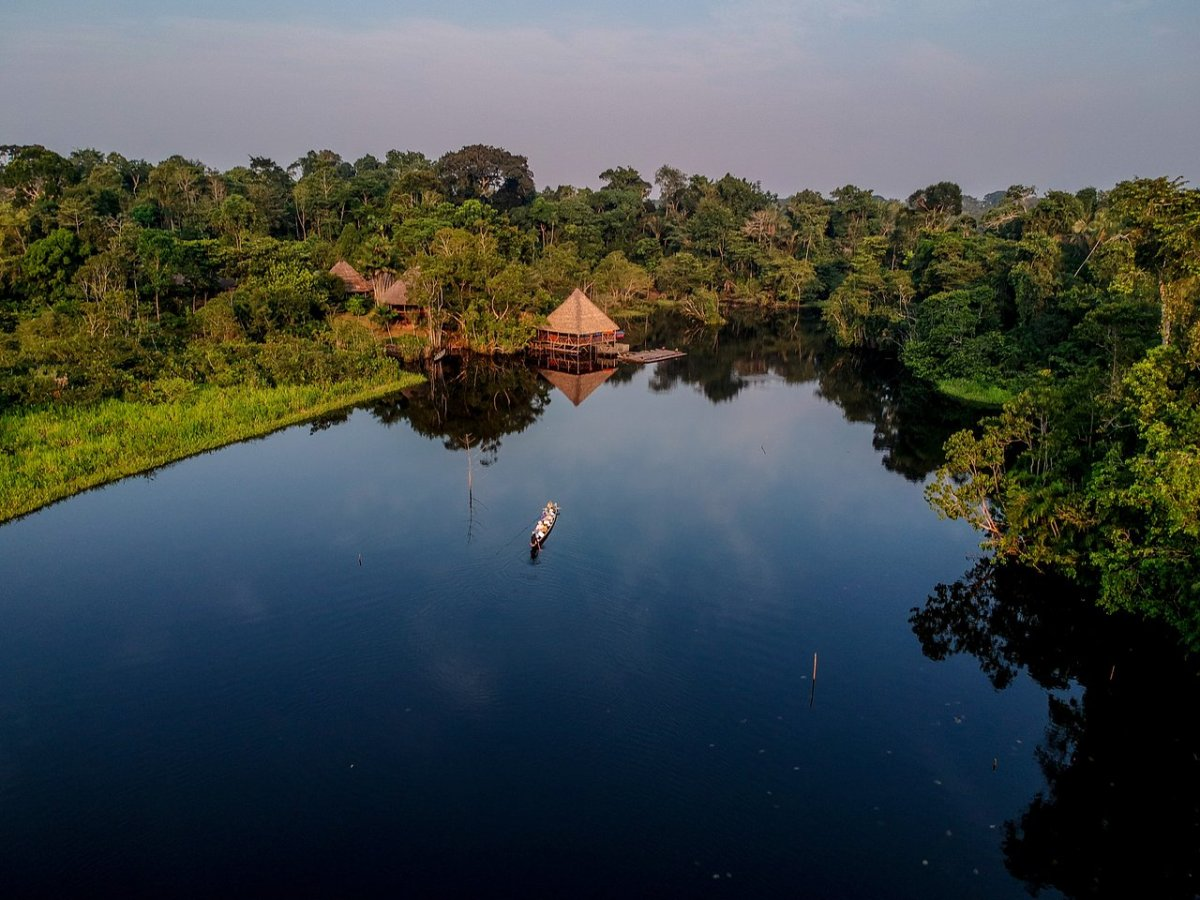 The Ecuadorian Amazon: the most biologically diverse spot in theworld
