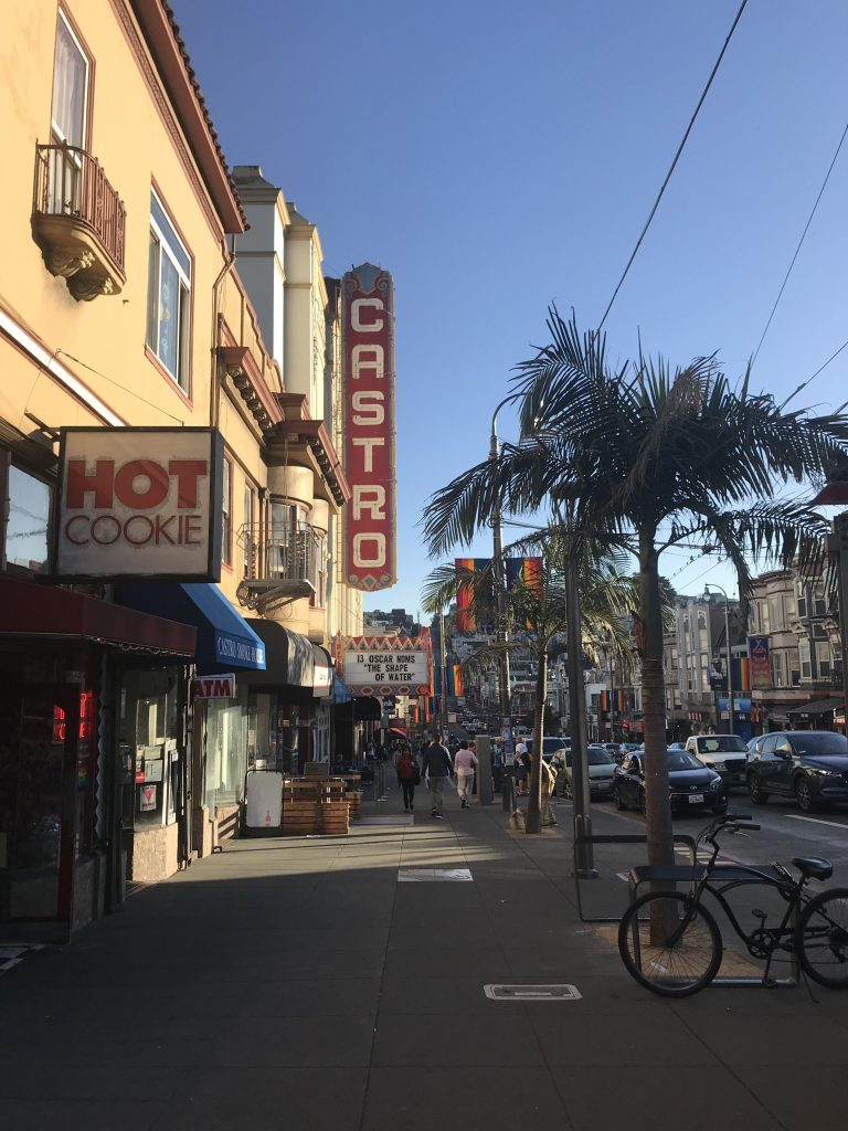 The Castro in San Francisco California