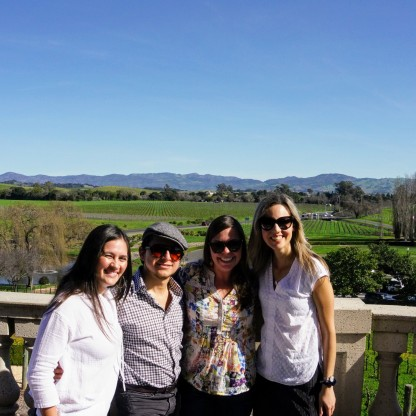 Napa Valley Vineyards and friends
