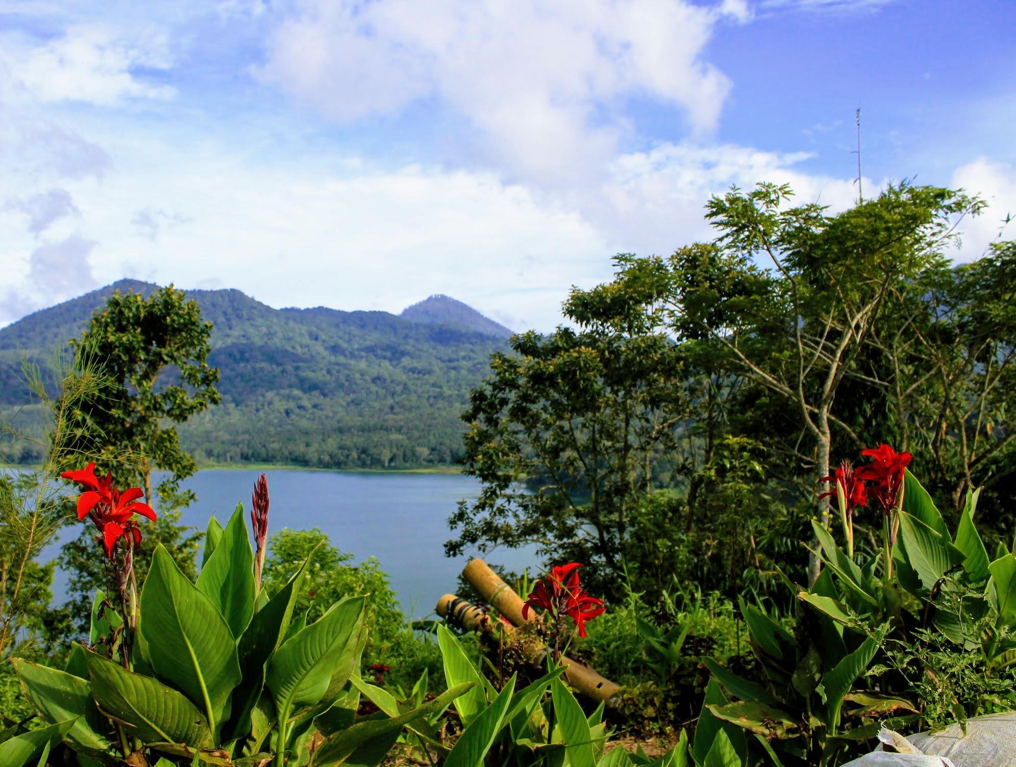 Lake Tamblingan Bali Indonesia