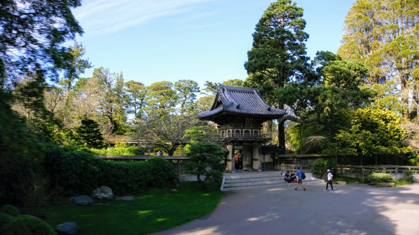 Japanese Tea Garden in San Francisco California